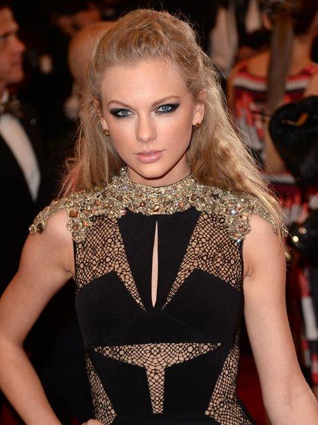 Taylor Swift ay the MET Ball