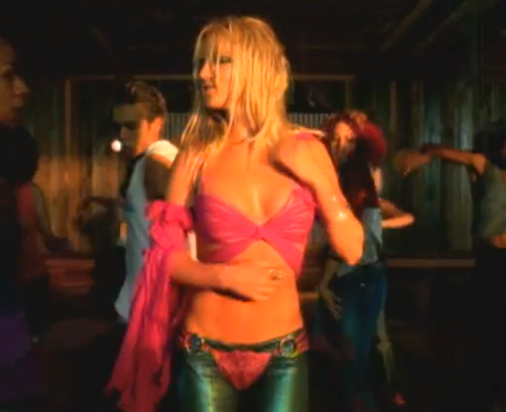 Britney Spears 'Slave For You'