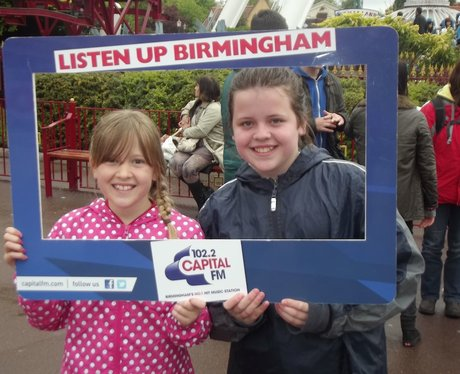 Drayton Manor May Half term 2