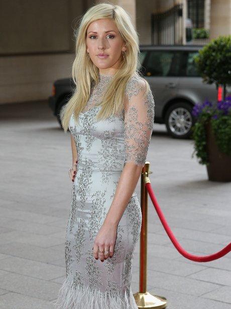Ellie Goulding on the red carpet