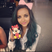 Image 6: Jade Thirlwall holds up a Minnie Mouse toy