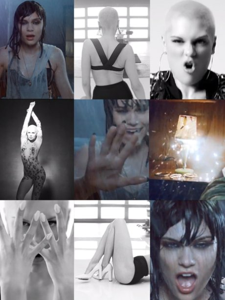 Guess The Jessie J Music Videos