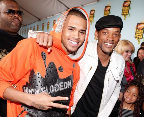 Will Smith and Chris Brown