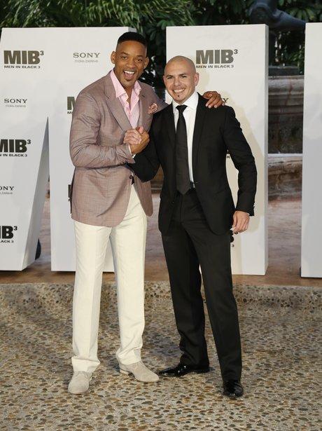 Will Smith and Pitbull