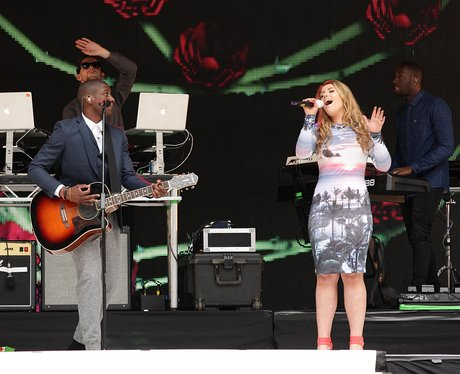At The Summertime Ball 2013