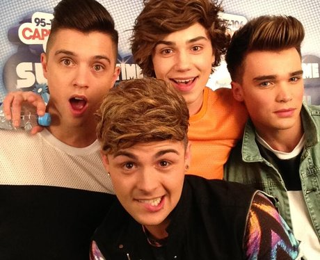 Union J At The Summertime Ball 2013 Twitter Mirror