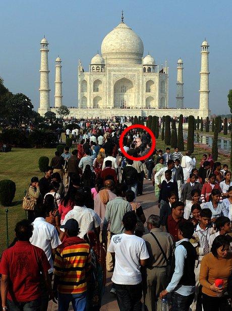 Where's Pitbull: Can You Spot Mr. Worldwide?