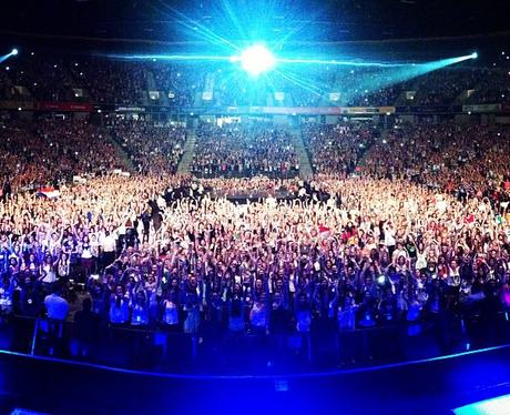 View From The Stage: Harry Styles