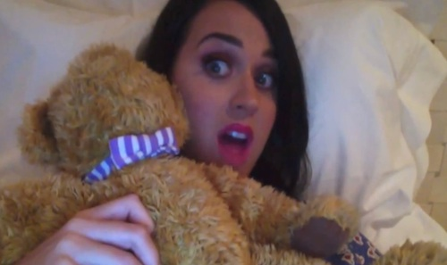 Katy Perry in 'American Girl' music video