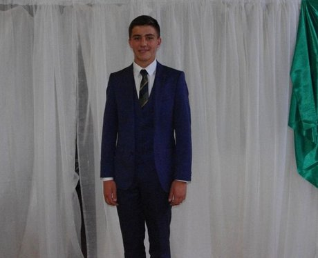 King's School Prom - Best Dressed Boys