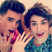 Image 1: George And Jaymi From Union J On Instagram