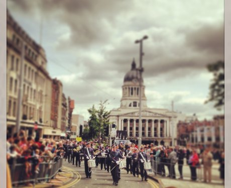 Armed Forces Day Nottingham 7
