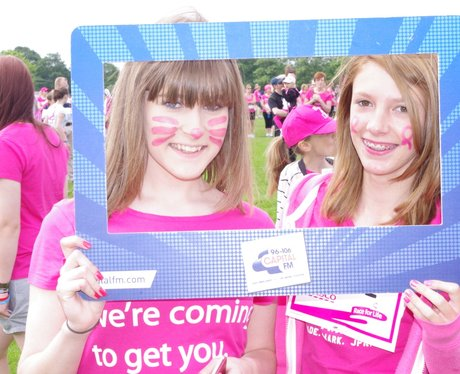 Race For Life - Leics