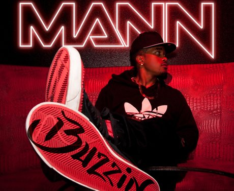 Mann Buzzin single cover