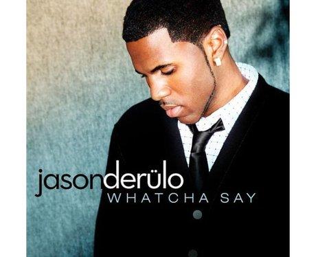Jason Derulo 'Whatcha Say' artwork