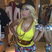 Image 2: Nicki Minaj poses in some designer clothes