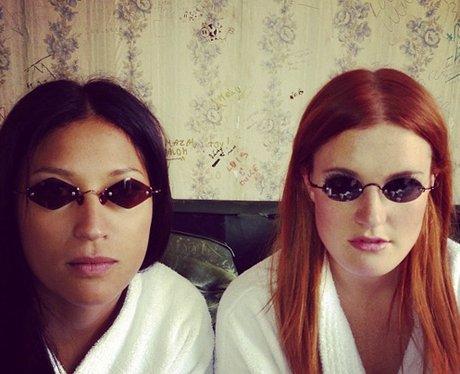 Icona Pop on instagram