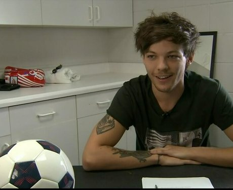 Louis Tomlinson Signs For Doncaster Rovers