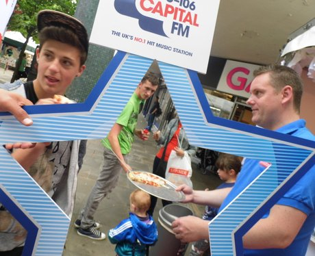 Capital FM at Bolton Food and Drink Festival