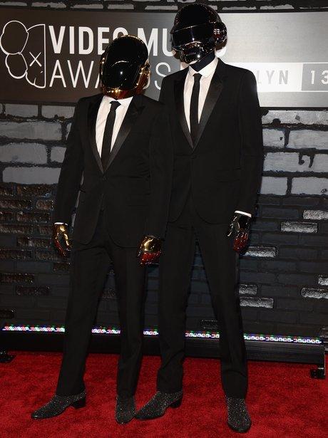 Daft Punk MTV VMAs 2013
