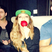 Image 10: Jade Thirlwall eating a toffee apple