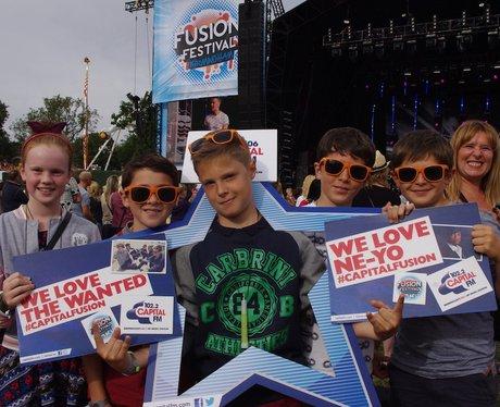 Fusion Festival Fans Sunday 6