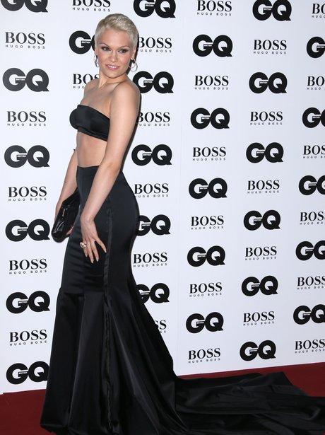 Jessie J GQ Men Of The Year Awards 2013