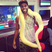 Image 1: Jason Derulo with a snake at Capital FM