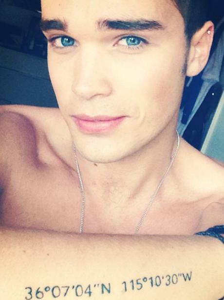 Josh Cuthbert instagram