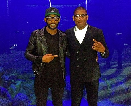 Tinie Tempah and Labrinth Instagram