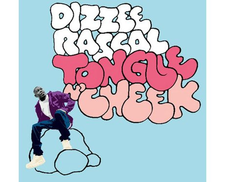 Dizzee Rascal's 'Tongue N' Cheek' album cover