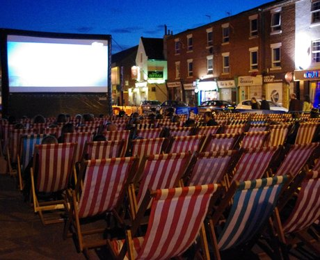 Capital's Pop Up Cinema