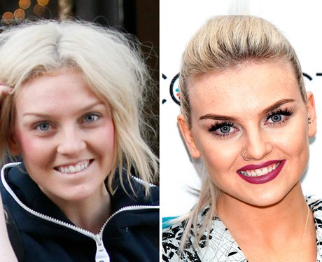 Perrie Edwards Word Up Makeup