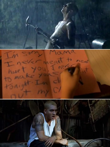 Eminem 'Cleaning Out My Closet'