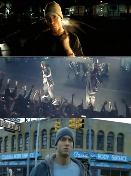 Eminem 'Lose Yourself'