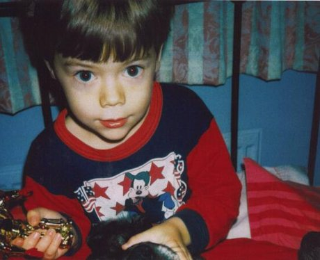 Harry Styles Baby Picture