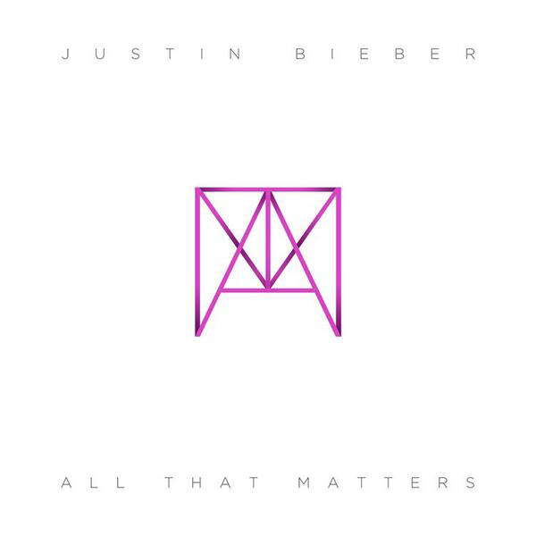 Justin Bieber 'All That Matters'