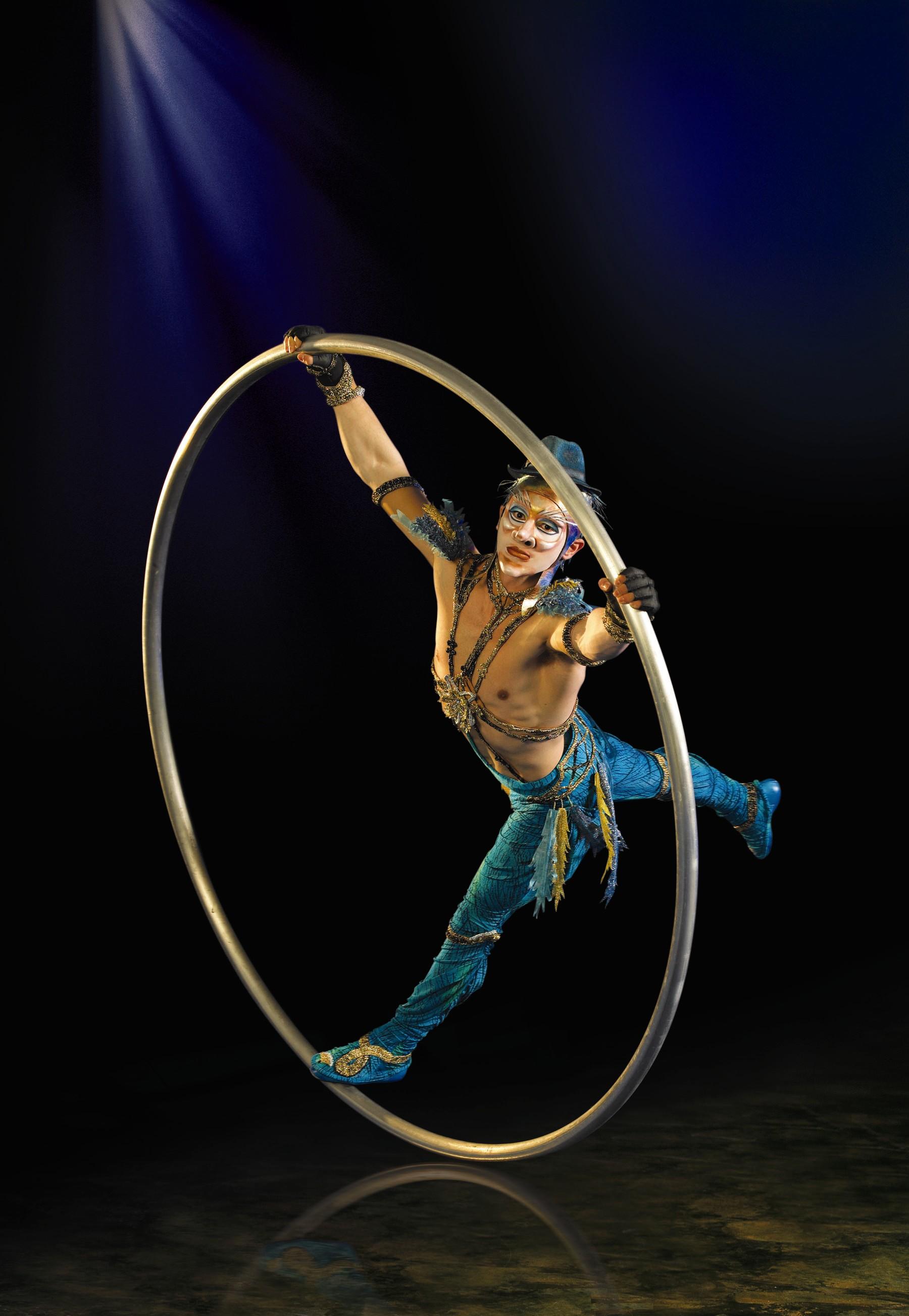 Cirque Du Soleil Cyr Wheel