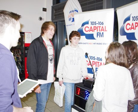 SRC Sixth Form with Capital