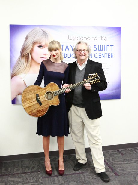 Taylor Swift Hall Of Fam
