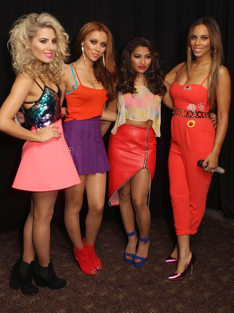 The Saturdays perform at G-A-Y