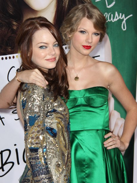 Taylor Swift and Emma Stone out together