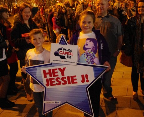 Jessie J At The Capital FM Arena 25th October