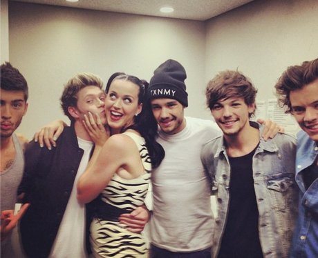 One Direction Katy Perry