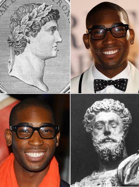 Tinie Tempah Or A Roman Emperor?