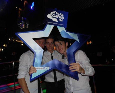 Club Capital Manchester RETURNS