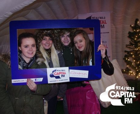 Cwmbran Christmas Light Switch On 2013