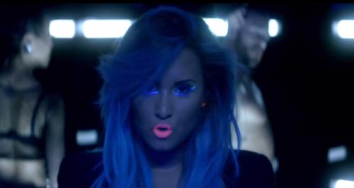 Demi Lovato - 'Neon Lights' (Official Video) - Capital