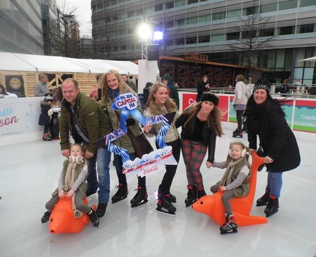 Spinningfields Ice Rink (Day 3) Part 1