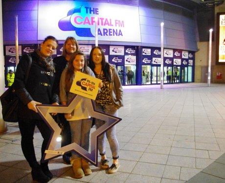 Bruno Mars at The Capital FM Arena